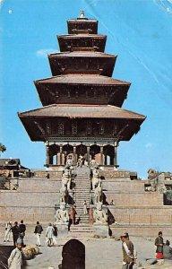 Nytapole, Bhadgaon Kathmandu Nepal Ireland Postal Used Unknown