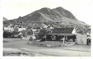 RPPC View of Tonapah Nevada