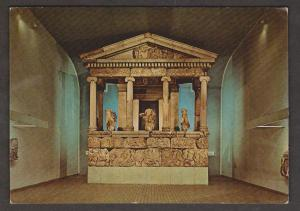 Facade of Nereid Monument from Xanthos 400 BC - The British Museum