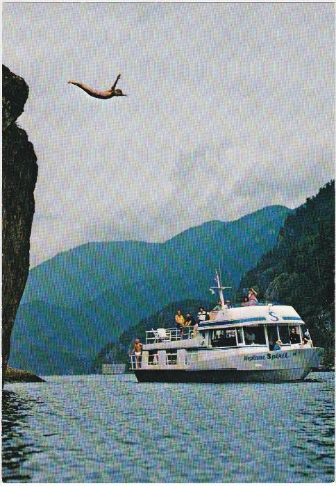 M.V. NEPTUNE SPRIT Charter Cruise boat, Bayshor Inn Marina , VANCOUVER , B.C....