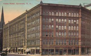 SYRACUSE, New York; Yates Hotel, 00-10s