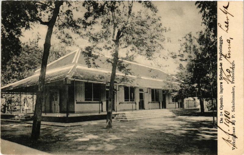 CPA De 1e Openb: lagere School te PROBOLINGGO INDONESIA (565982)