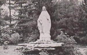 Missouri Lemay Immaculate Conception Sunken Garden White House Retreat
