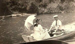 C.1910 RPPC Russian River Monte Rio, Cal. Postcard P128