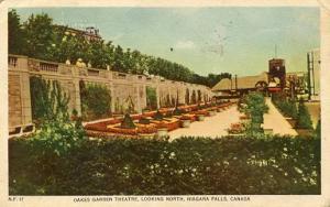 Canada - Ontario, Niagara Falls, Oakes Garden Theatre