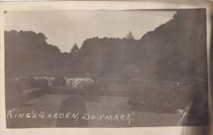 RP, King's Garden, Denmark, 1920-1940s