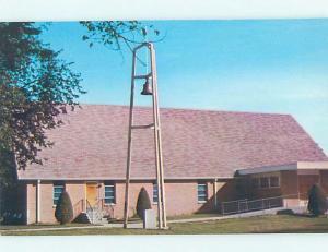Pre-1980 CHURCH Hemingford - Near Alliance & Scottsbluff & Chadron NE G3322