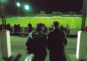Non-League Football Ground Postcard, Chorley FC, Victory Park, Lancashire