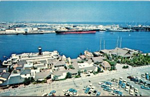 California Los Angeles Harbor San Pedro Ports O' Call Village