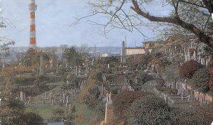 Gaizin Bochi Graveyard for Foreigners Japan Unused
