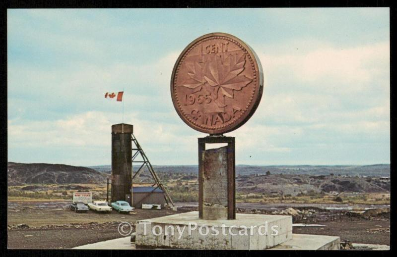 The Big Penny - The Canadian Centennial Numismatic Park