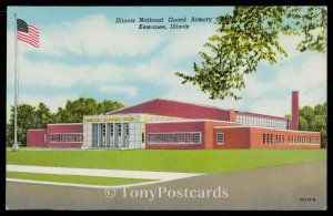 Illinois National Guard Armory - Kewanee
