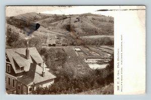 United States Government Fish Hatchery, Vintage c1912 Postcard