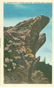 Blowing Rock, Western North Carolina, 1920s-1930s unused ...