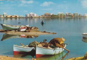 BENGHAZI - Boats , Libya , 50-70s