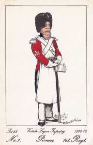 Vistula Legion Infantry Polish Pioneer 1st Regiment Soldier Napoleonic War Po...