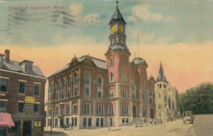 HAVERHILL , Massachusetts, PU-1911; City Hall