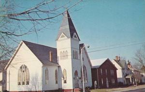 First Baptist Church, Market Street, Pocomoke City, Maryland, 1940-1960s