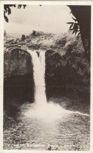 RP: Rainbow Falls, Hawaii , 1920-30s