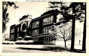 NY - Fort Edward. Fort Edward High School