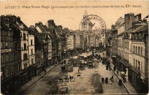 CPA LISIEUX - Place Victor Hugo (276494)