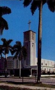 First Methodist Church - Fort Myers, Florida FL
