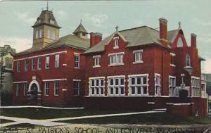 St Patrick's school and convent Salamanaga,  New York, 00-10s