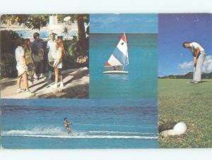 Pre-1980 NICE VIEW St. James Barbados i3965