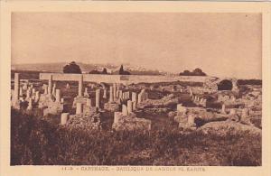 Tunisia Carthage Basilique de Damous El Karita