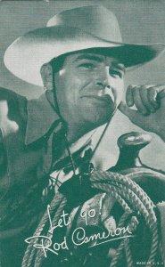 Cowboy : Rod Cameron, 30s-40s