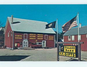 Unused Pre-1980 RETAIL STORE SCENE Troy - Near Keene New Hampshire NH hp0784