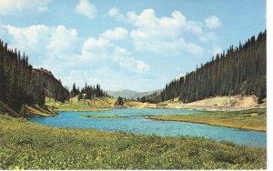 US    PC3909  POUDRE LAKE, ROCKY MT NATIONAL PARK, COLORADO