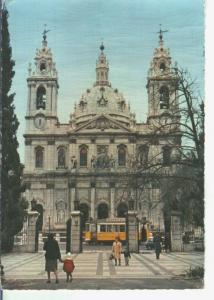 Postal 014410: Basilica de Estrela en Lisboa, Portugal