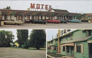 JOHNSTOWN, Pennsylvania, 1940-1960's; Anderson Motel