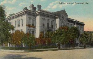 SAVANNAH , Georgia, 1900-10s ;Telfair Hospital