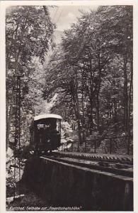 RP, Seilbahn Zur Freundschaftshohe, KARLSBAD, Czech Republic, 1920-1940s