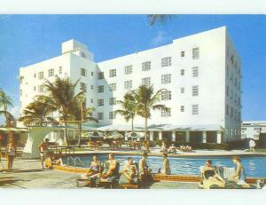 Pre-1980 CORONADO HOTEL Miami Beach Florida FL HQ0856