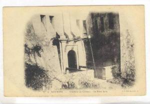 Interieur Du Chateau, Le Pont Levis, Lourdes (Hautes-Pyrénées), France, 190...