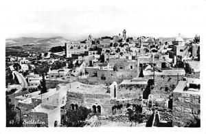 Israel Bethlehem, Bethleem, Betlemme (Old City, Jerusalem, Jordan)