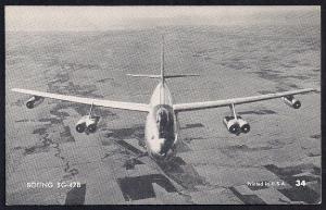 Boeing BG47B Jet Bomber unused c1950's