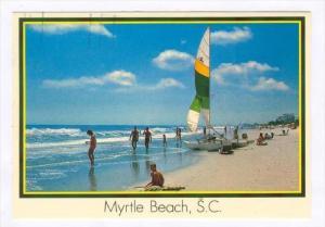 Beautiful Setting Along The Grand Strand Of Myrtle Beach, South Carolina, PU-...