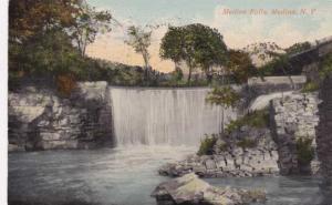 Medina Falls in Orleans County NY, New York - pm 1914 - DB