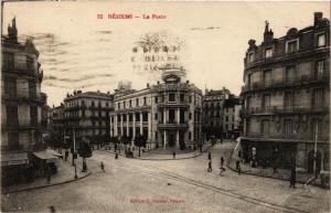 CPA Beziers-La Poste (255550)