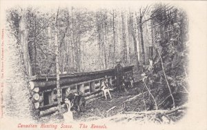 Canadian Hunting Scene, The Kennels 00-10s