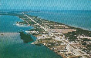 Florida Keys Aerial View Of Islamorada