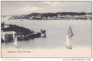 Bermuda Hamilton From Windam
