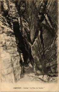 CPA CARTERET - Grottes (138153)