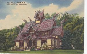 BLUE MOUNDS, Wisconsin, 1930-1940's; Little Norway