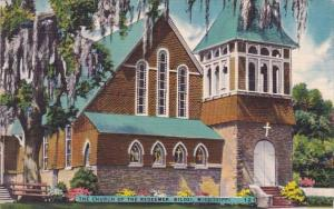 Mississippi Biloxi The Church Of The Redeemer