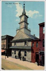 City Hall, Chester PA